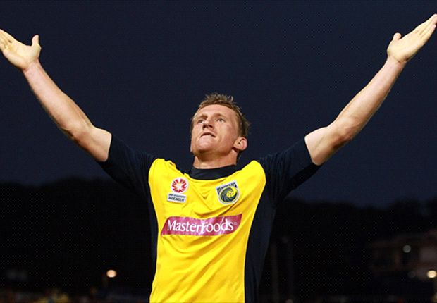 Central Coast Mariners 1-0 Melbourne Victory: McBreen seals grand final spot