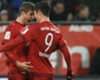Lewy picks perfect Muller position