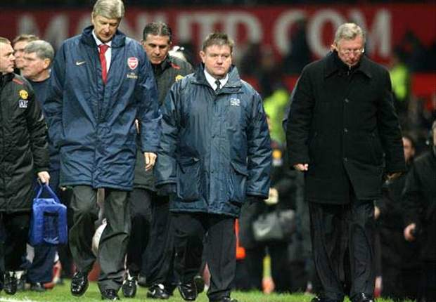 Arsene Wenger v/s Sir Alex Ferguson: Famous Quotes