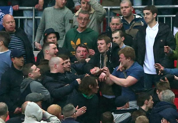 Mock the Weekend: Newcastle & Millwall fighting takes football back to the 80s