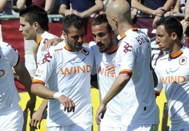 Serie A: AS Rom siegt und setzt Lazio unter Druck