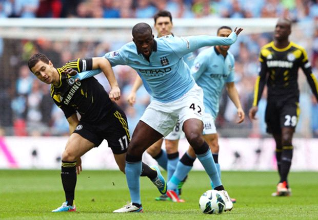 Bullish Yaya Toure key in Manchester City's outclassing of Chelsea to reach FA Cup final