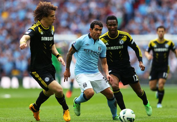 Chelsea - Manchester City Betting Preview: Drab draw likely for jaded stars