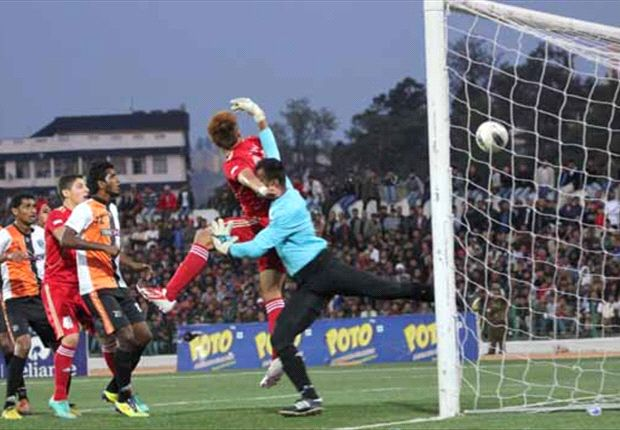 Shillong Lajong FC 2-0 Mumbai FC: The Reds move further away from the relegation zone
