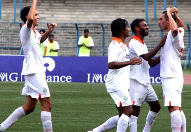 East Bengal 1-1 Sporting Clube de Goa: Trevor Morgan's side set to lose further ground in the title race