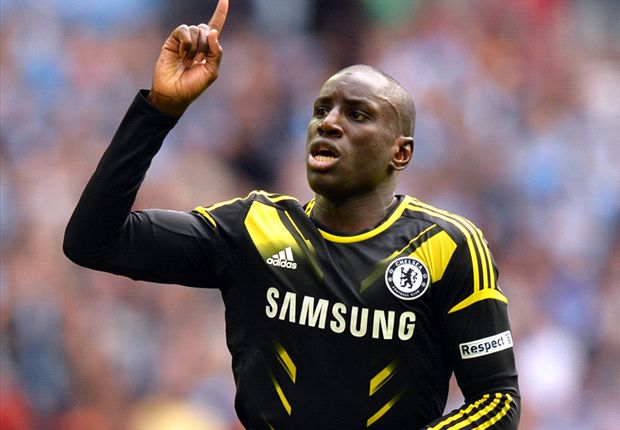 Chelsea striker Ba rejects talk of Arsenal switch