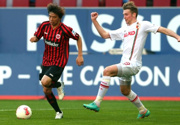 FC Augsburg stunt thuis tegen Frankfurt