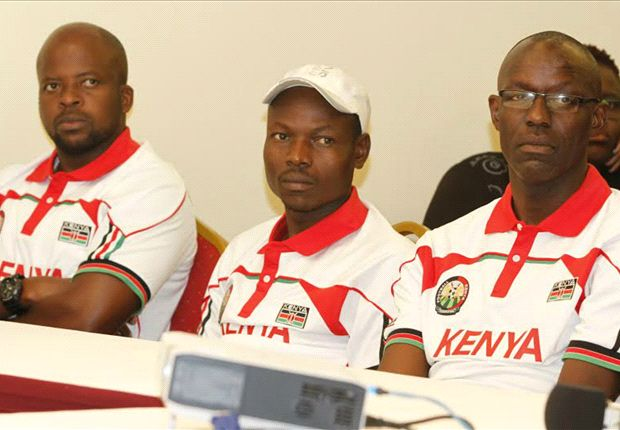 OFFICIAL: Okumbi appointed Harambee Stars coach