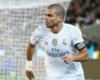 Pepe to return to training Tuesday