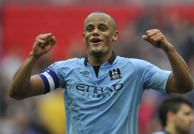 Vincent Kompany von Manchester City will definitiv bei den Citizens bleiben