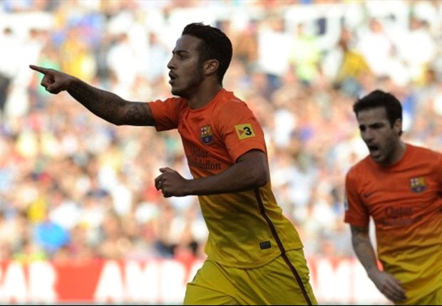 Xavi urges Thiago to remain patient amid Manchester United interest