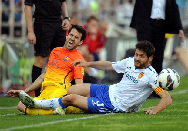 Fabregas: Injuries are wearing Barcelona down