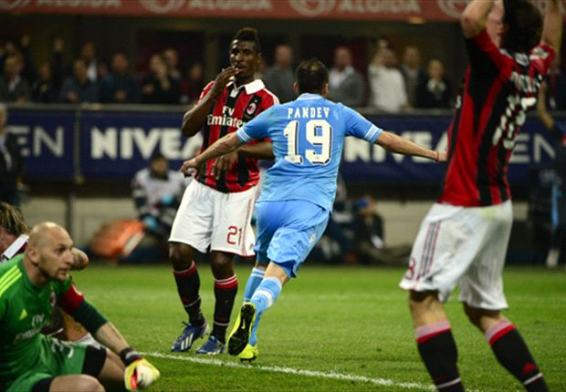 AC Milan will have to qualify for the Champions League the hard way after Napoli draw