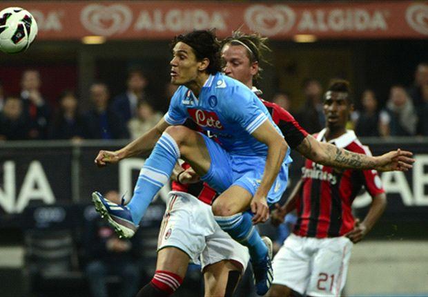 Verfolgerduell zwischen Milan und Neapel findet keinen Sieger