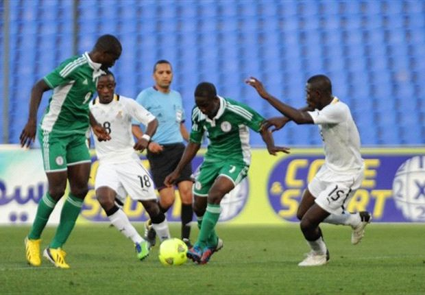 Nigeria U17 6-1 Ghana U17: Golden Eaglets whitewash Black Starlets