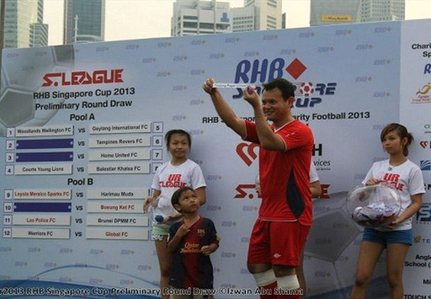 RHB Singapore Cup 2013 to kick off May 26