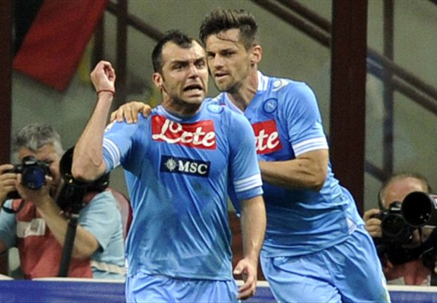 Pandev: Napoli deserve second place