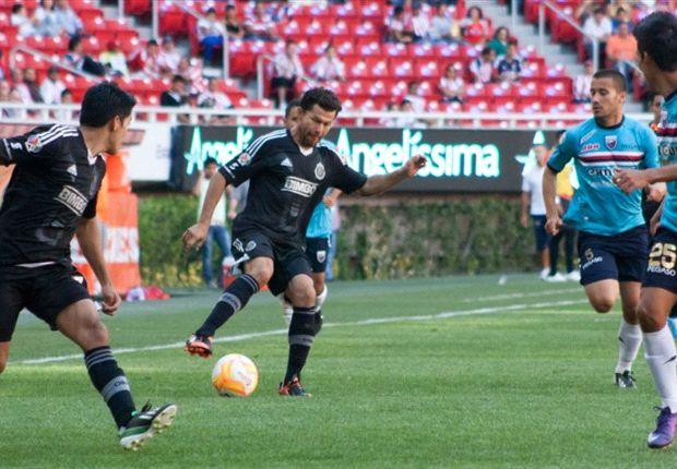 Liga MX: Guadalajara 1-2 Atlante | Triunfo de oro para los Potros