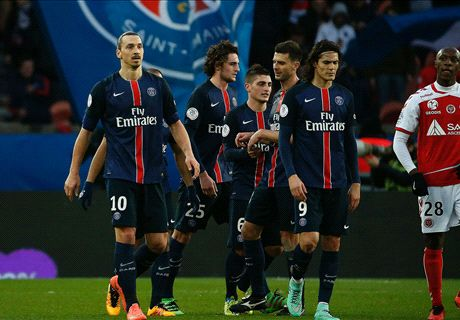 REPORT: Ibra scores twice in rout