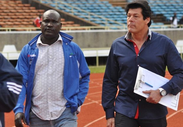 Luc Eymael: AFC Leopards were not ready to hire a professional coach