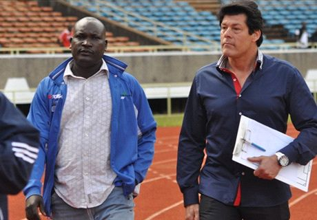 Eymael denies AFC Leopards' link