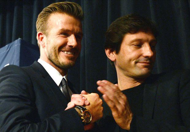 David Beckham Akui Diminta Bertahan