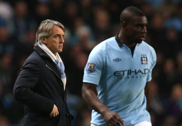 Mancini left unimpressed with Richards performance