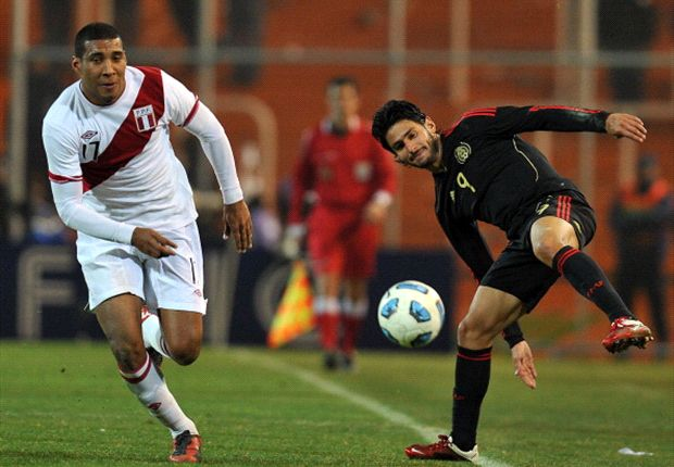 México - Perú | Un amistoso para observar jugadores