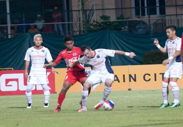 The uniformed derby is traditionally one of the biggest games in the S.League calendar