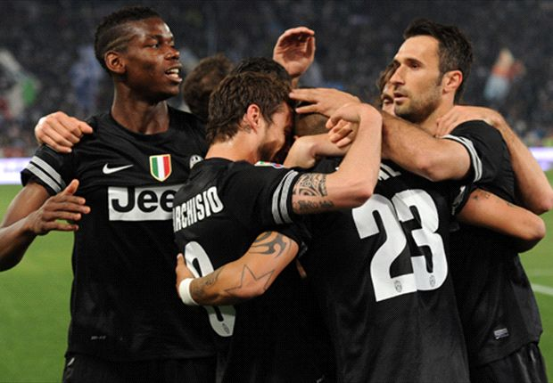 Lazio 0-2 Juventus: Vidal double edges Conte's men closer to Serie A title