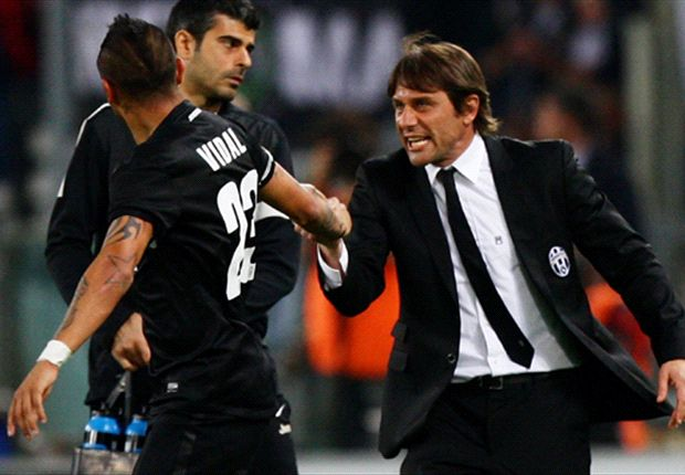 Juventus another brick closer to Serie A title, says Conte
