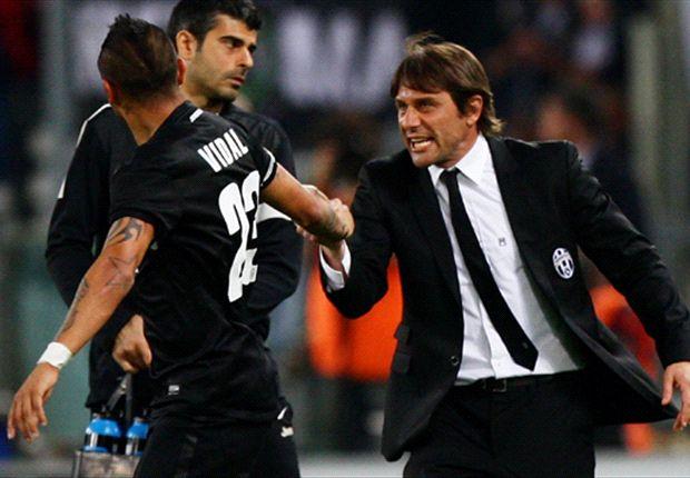 Juventus another brick closer, says Conte