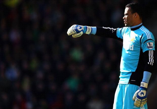 'I love life at Swansea' - Vorm plays down exit rumours