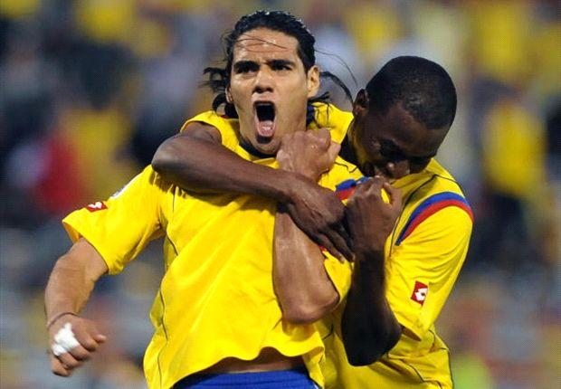 El Manchester United no lo vuelve loco a Radamel Falcao