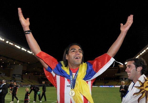 Radamel Falcao y un cada vez más cercano adiós al Atlético de Madrid