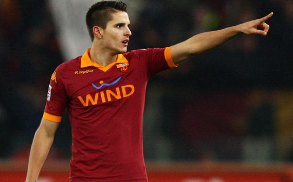 Roma jet in for Lamela talks with Spurs