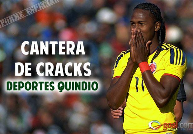 Especial Cantera de Cracks: Deportes Quindío