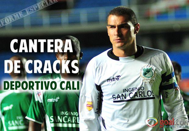 Especial Cantera de Cracks: Deportivo Cali