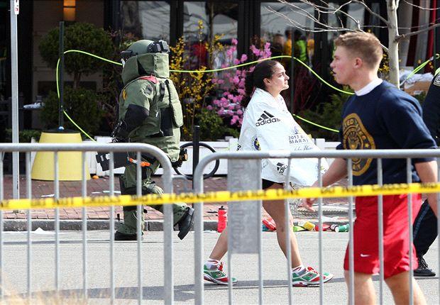 Sepp Blatter Sampaikan Simpati Untuk Tragedi Boston