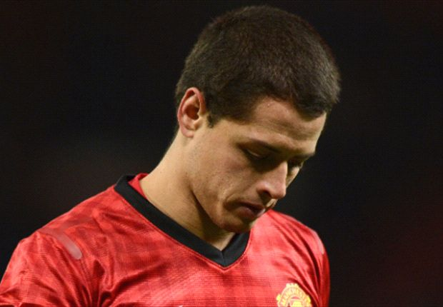 TEAM NEWS: Chicharito drops to bench for Manchester United's clash with West Ham