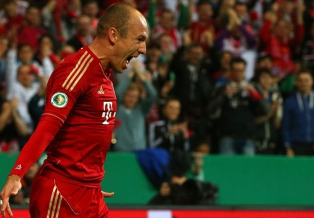 'Juventus gaat vol voor Robben'