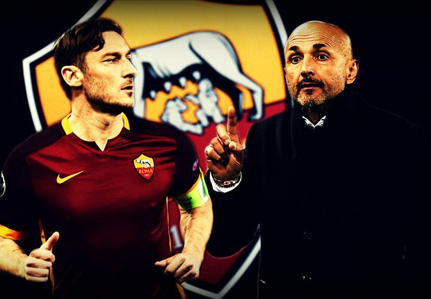 Totti is the king of Rome - but Spalletti was right to send him into exile