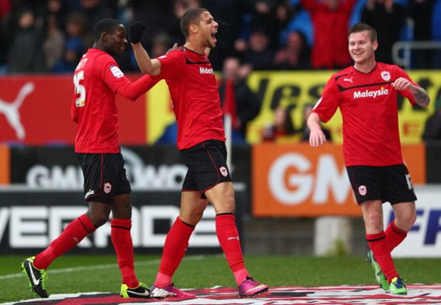 Football League Round-Up: Cardiff clinch promotion but Bristol City, Portsmouth and Hartlepool all relegated
