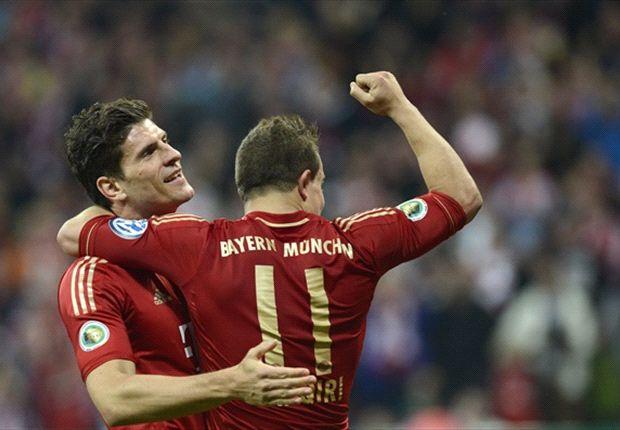 Xherdan Shaqiri: Bayern Munich Ingin Tiru Dominasi Barcelona