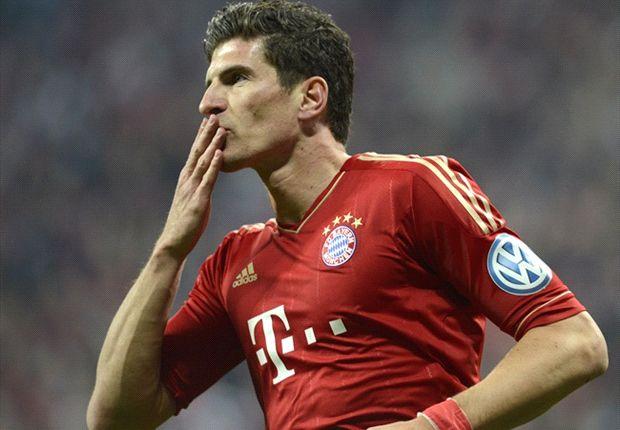 Gomez thanks 'best club in the world' Bayern