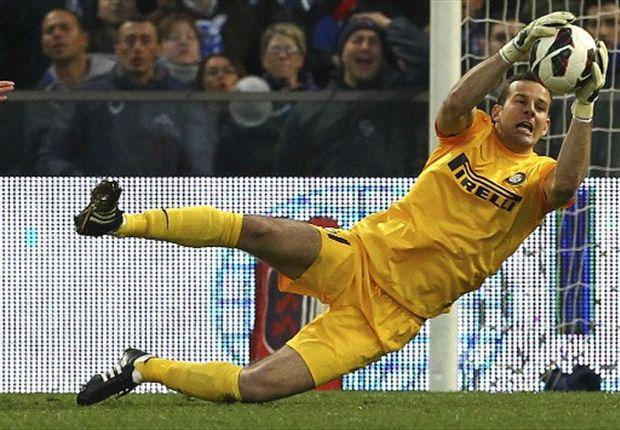 Barcelona Siapkan €30 Juta Untuk Samir Handanovic