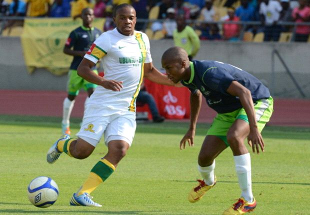 Manqele: I don't recall the last time I scored at Sundowns