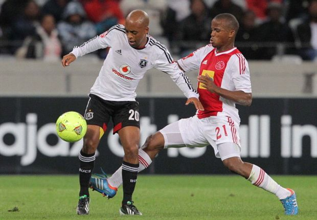 Orlando Pirates 0-1 Mamelodi Sundowns: Downs end Bucs title dreams