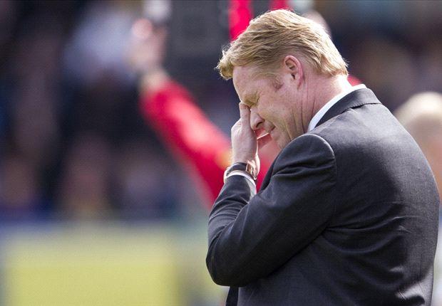 Koeman believes his Feyenoord side can win the Eredivisie next season