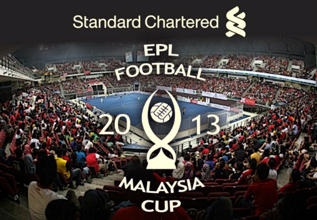 Winners: Standard Chartered EPL Football Malaysia Cup Contest